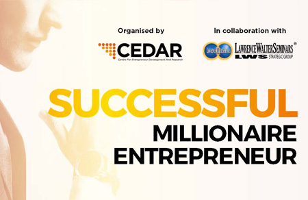 Successful Millionaire Entrepreneur