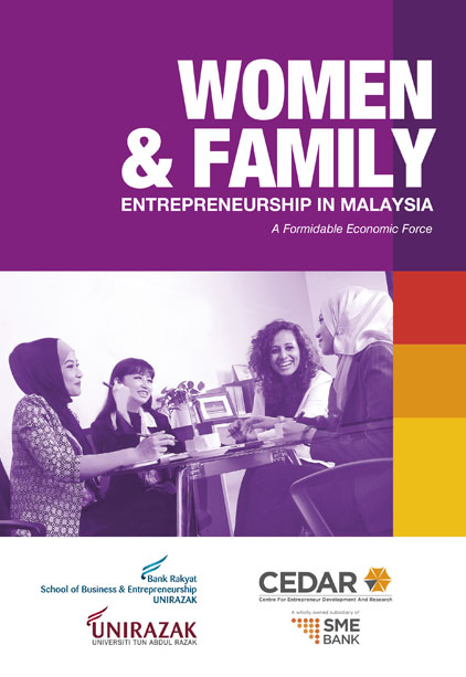 WOMEN ENTRPRENEURSHIP IN MALAYSIA: A FORMIDABLE ECONOMIC FORCE